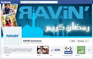 Ravin facebook cove photo design